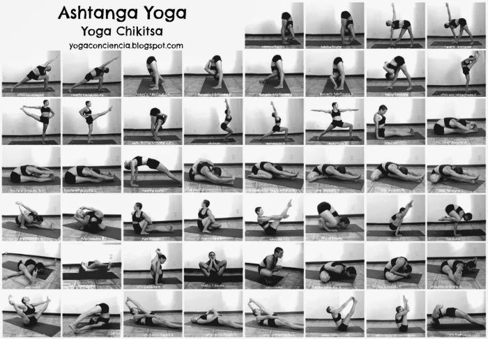 Ashtanga yoga yoga chikitsa